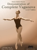 Vaganova Ballet Level 3 Complete Syllabus  -  Cat No: B005FY1RQM  -  Click To Order  -  ID: 5